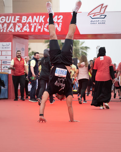 Gulf bank Run Marathon